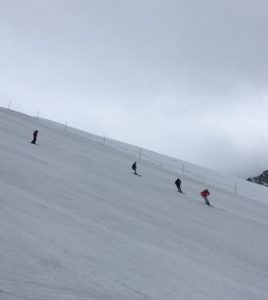 Gletschertraining Sölden 2018